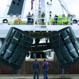vónin storm trawl doors