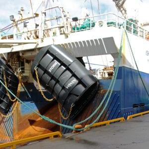 Ishavet storm trawldoors